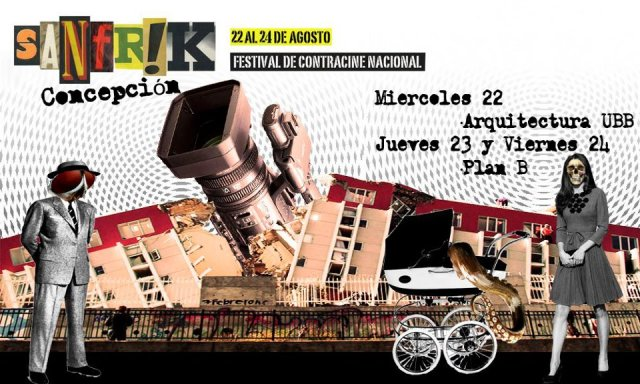 Sanfrik film festival.